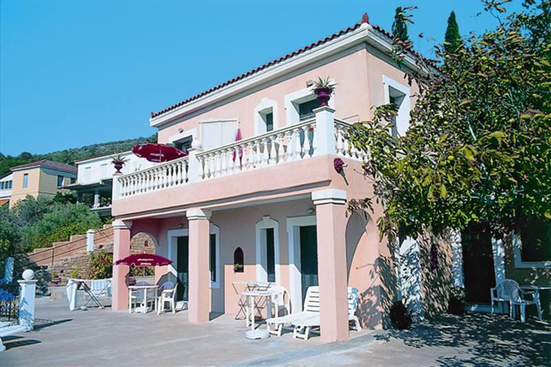 Appartementen Villa Semeli - Samos stad - Samos